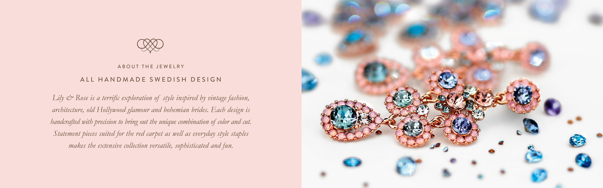 dae1a2c8 Jewellery Online - Lily and Rose Europe
